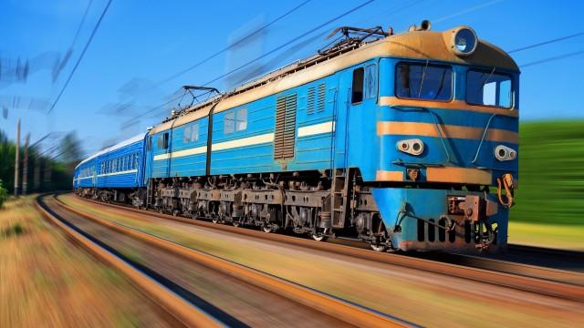 Old Blue Train